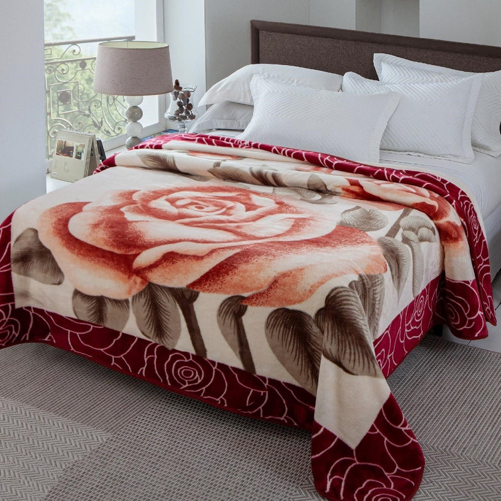 Cobertor Jolitex Casal Kyor Plus 1,80x2,20m Palermo