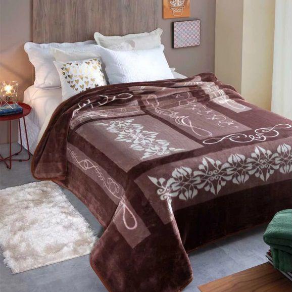 Cobertor Jolitex Casal Kyor Plus 1,80x2,20m Positano
