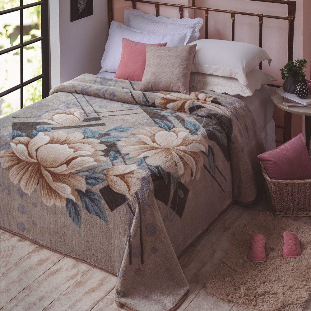 Cobertor Jolitex Casal Kyor Plus 1,80x2,20m Pristina