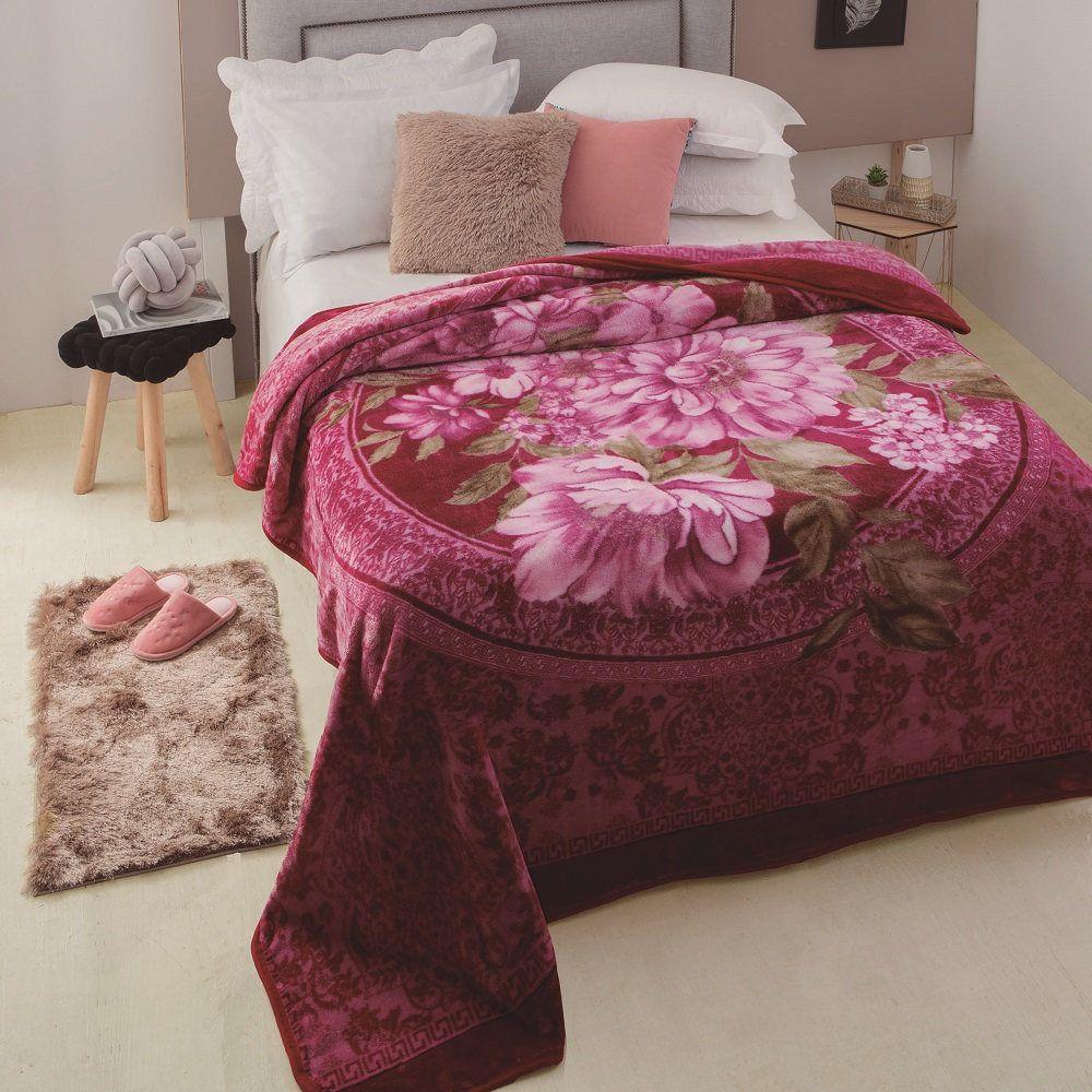 Cobertor Jolitex Casal Kyor Plus 1,80x2,20m Rainier