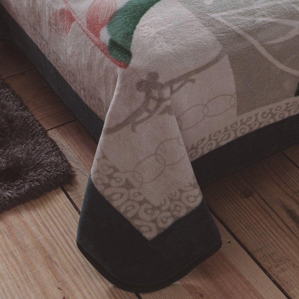 Cobertor Jolitex Casal Kyor Plus 1,80x2,20m Saturnia