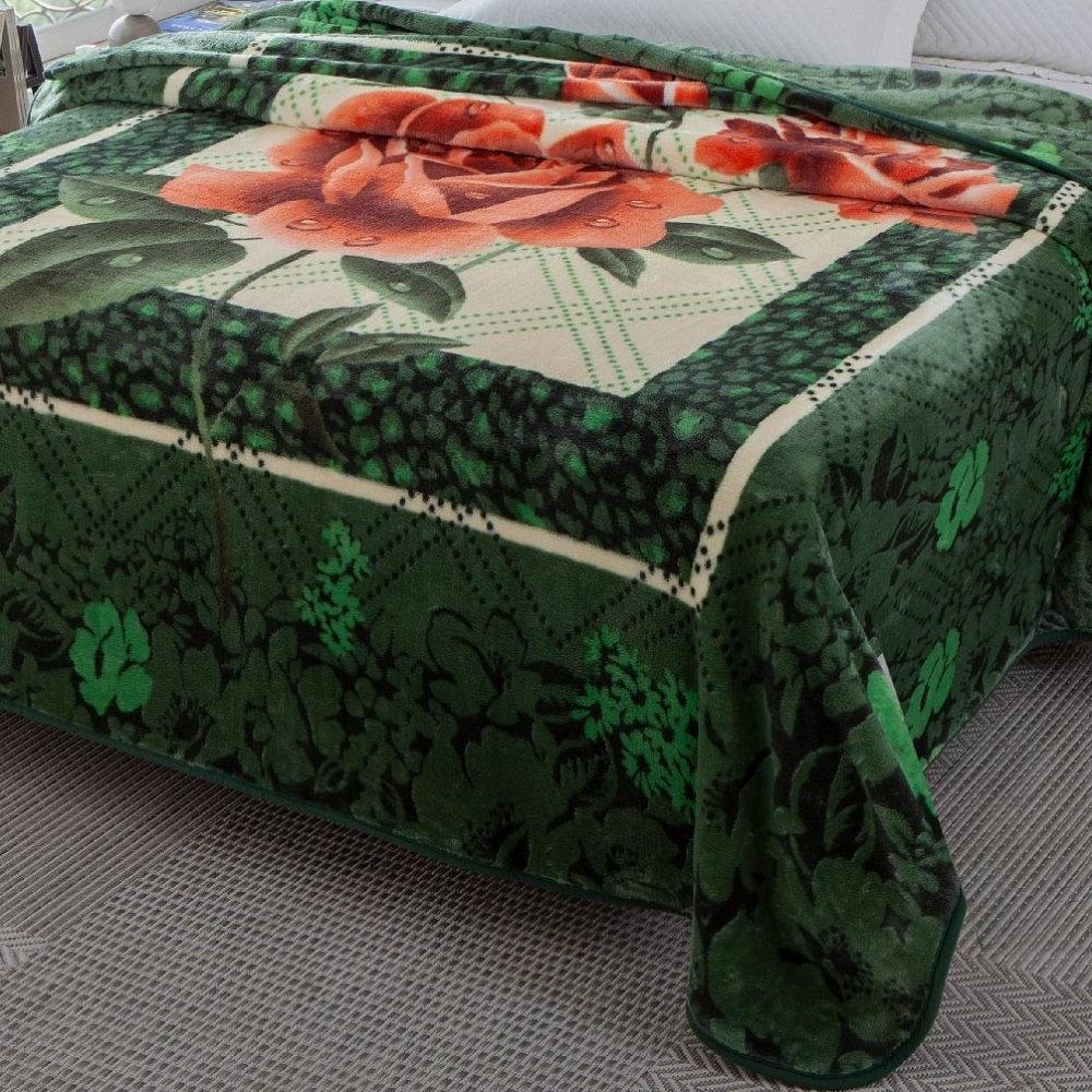 Cobertor Jolitex Casal Kyor Plus 1,80x2,20m Sorrento