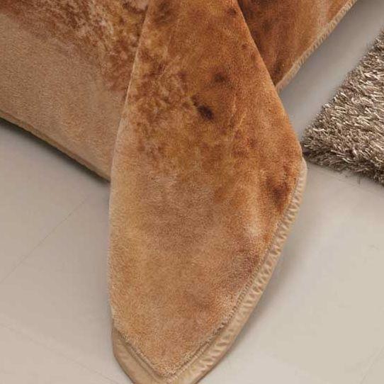 Cobertor Jolitex Casal Tradicional Pêlo Alto Leão