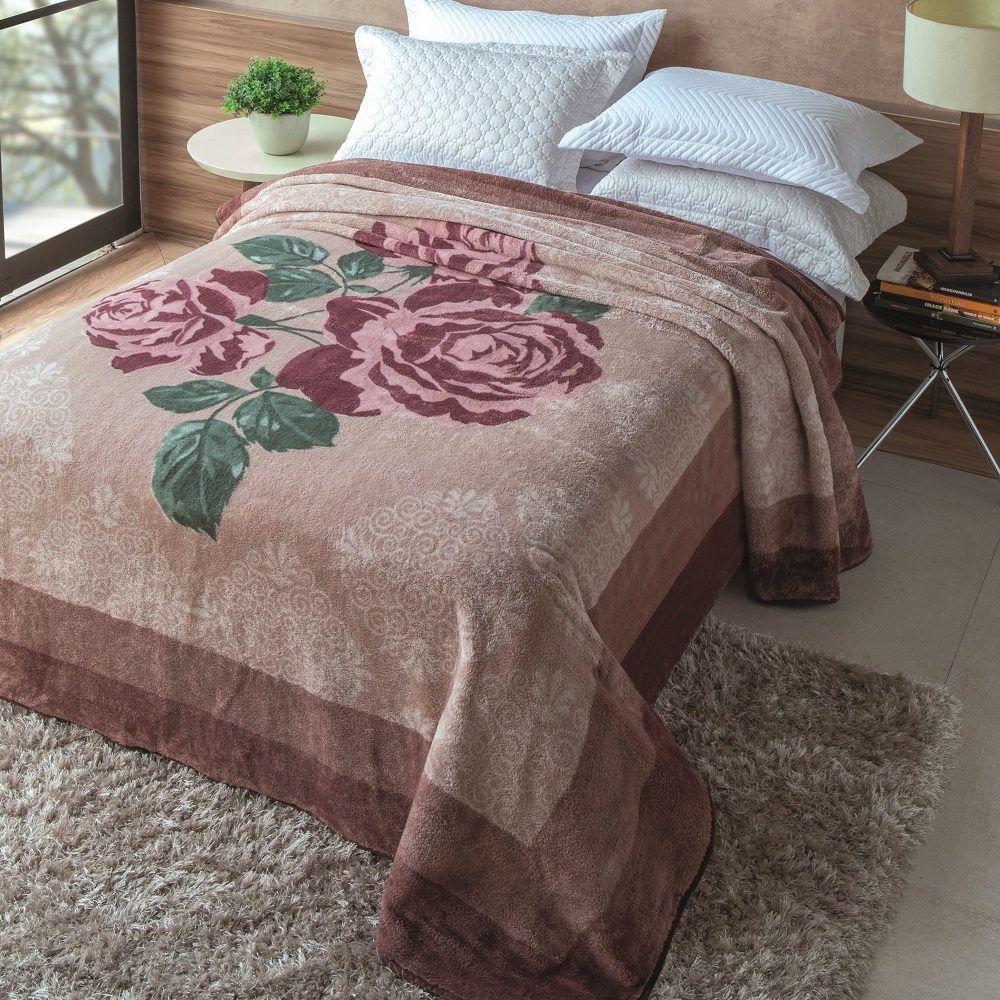 Cobertor Jolitex King Kyor Plus 2,20x2,40m Sarandi