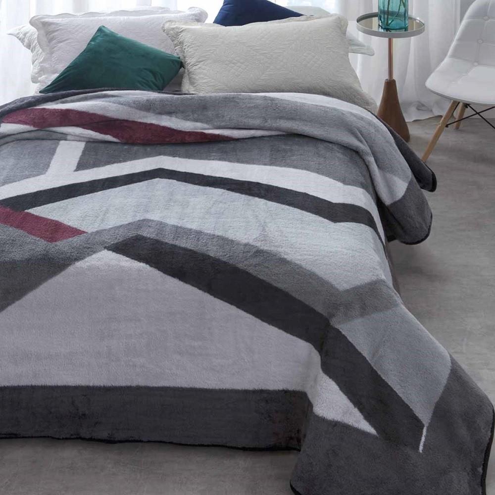 Cobertor Jolitex King Size Kyor Plus 2,20x2,40m Amalfi