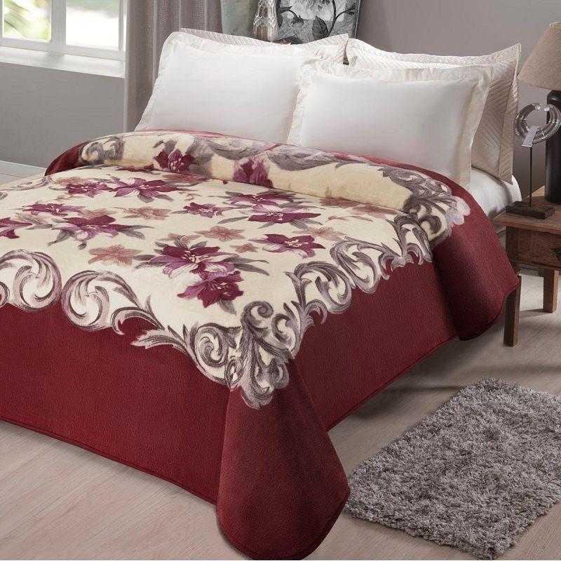 Cobertor Jolitex King Size Kyor Plus 2,20x2,40m Chamonix
