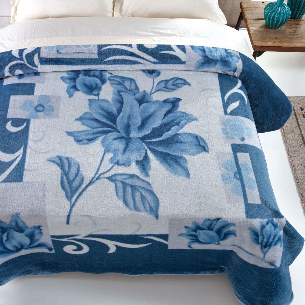 Cobertor Jolitex King Size Kyor Plus 2,20x2,40m Malbec