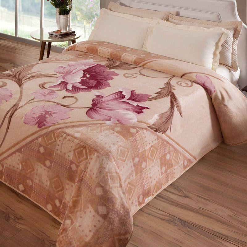Cobertor Jolitex King Size Kyor Plus 2,20x2,40m Montecarlo