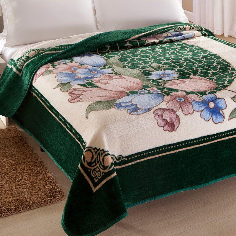 Cobertor Jolitex King Size Kyor Plus 2,20x2,40m Toulon