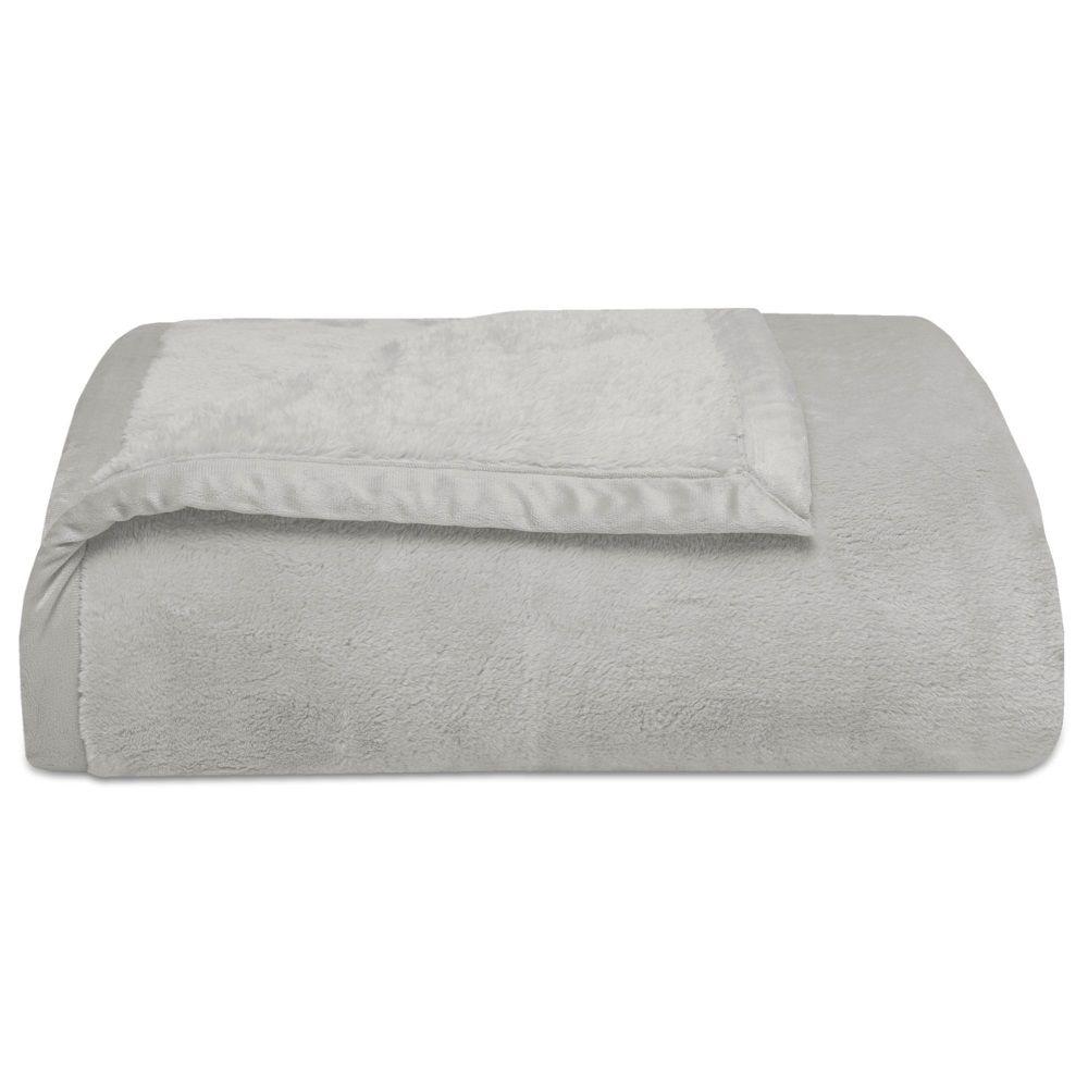 Cobertor King Naturalle 480g Soft Premium Liso 2,40x2,60m