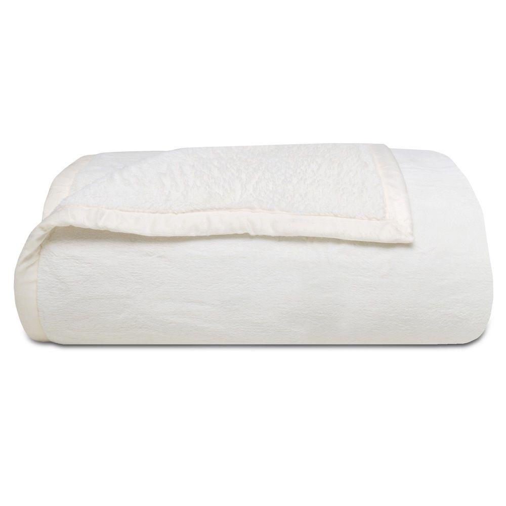 Cobertor King Naturalle 600g Soft luxo Liso 2,40x2,60m