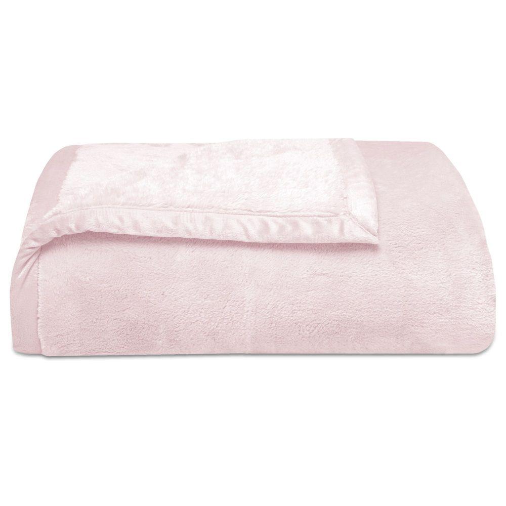 Cobertor Queen Naturalle 480g Soft Premium Liso 2,20x2,40m