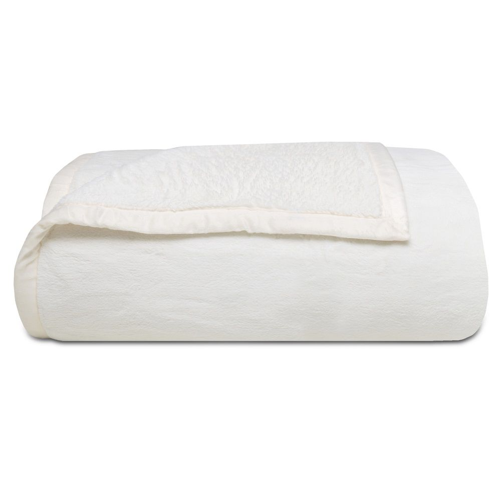 Cobertor Queen Naturalle 600g Soft luxo Liso 2,20x2,40m