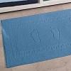 560 - Pezinho Azul Celeste