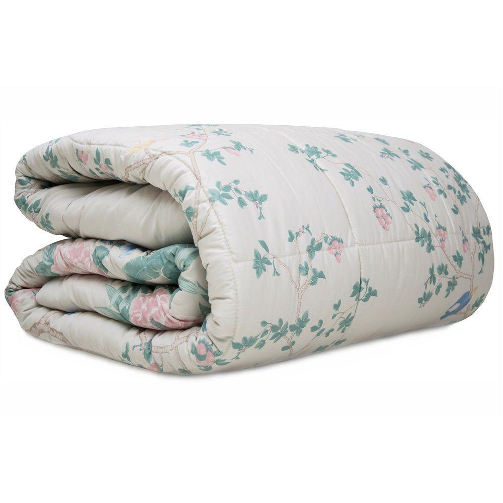 Edredom Comforter Casal 300 Fios Acetinado Naturalle Malai