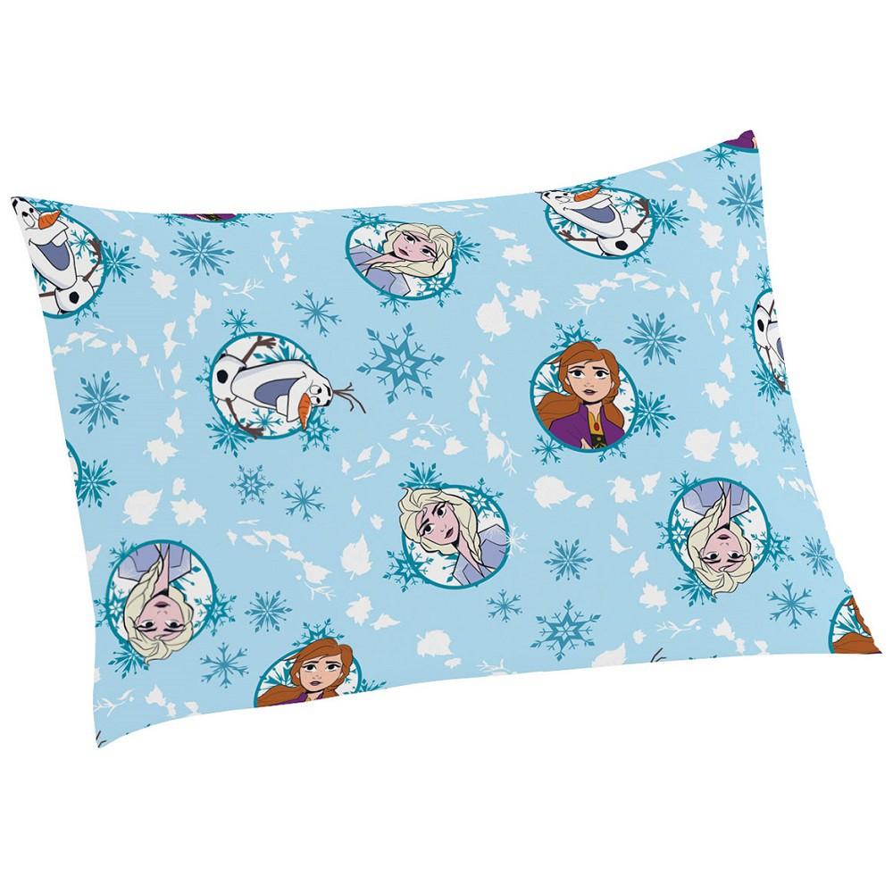 Fronha Avulsa Infantil Frozen 2 Microfibra 1 Peça Lepper