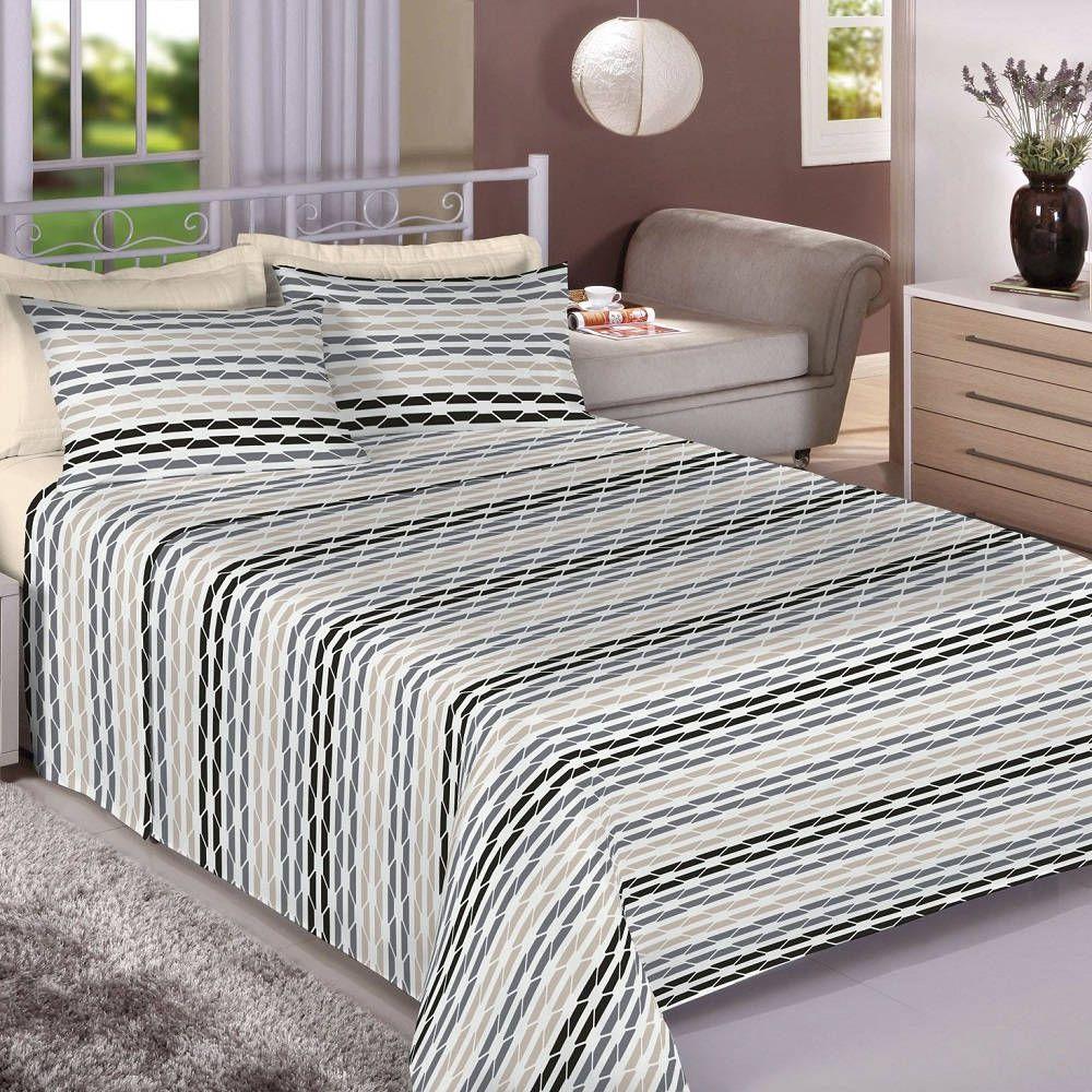 c54e66ef64 jogo de cama solteiro 03 pecas com elastico premium 200 fios 100 ...