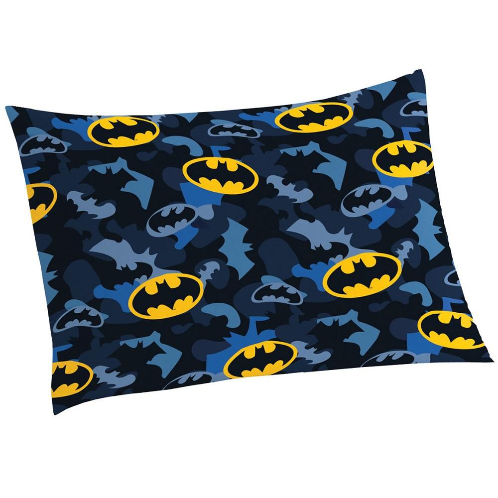 Jogo de Cama Infantil Batman Microfibra 03 Peças Lepper