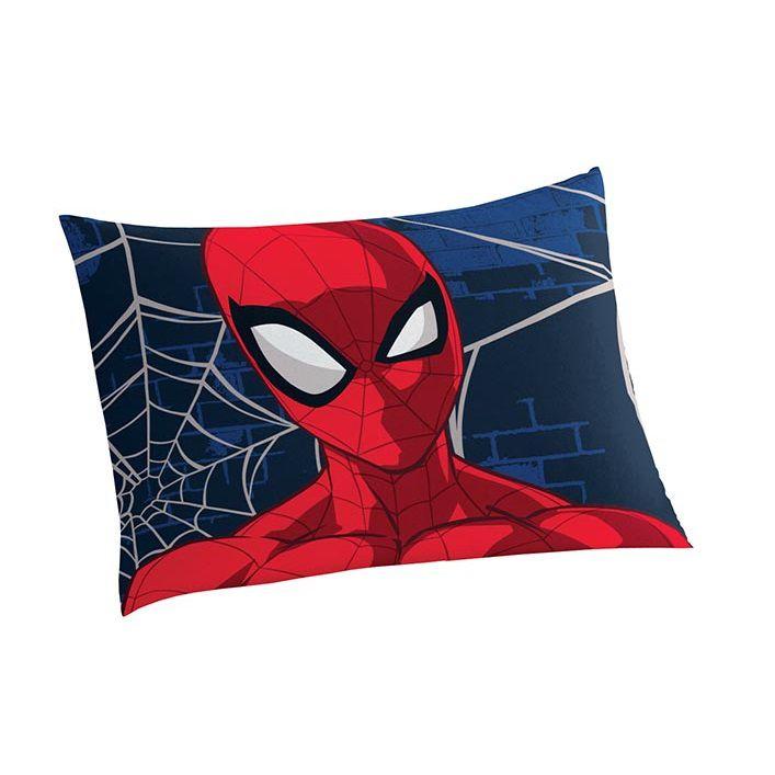 Jogo de Cama Infantil Homem Aranha 03 Peças Lepper Spider Man