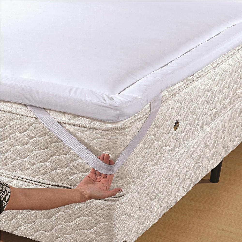 Pillow Top Altenburg Casal 100% Algodão 180 Fios Lit Blanc