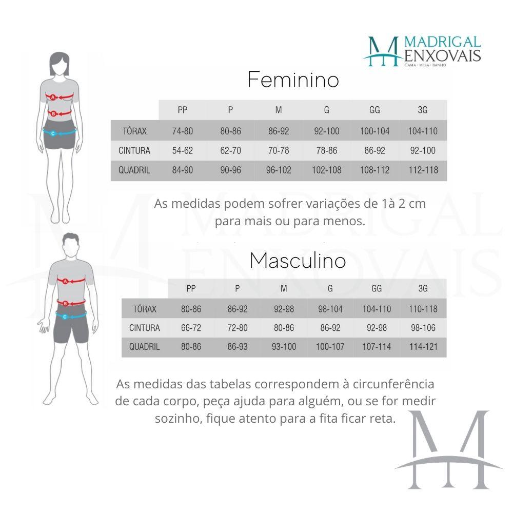 Roupão Microfibra Feminino Toque Macio Tamanho G Camesa