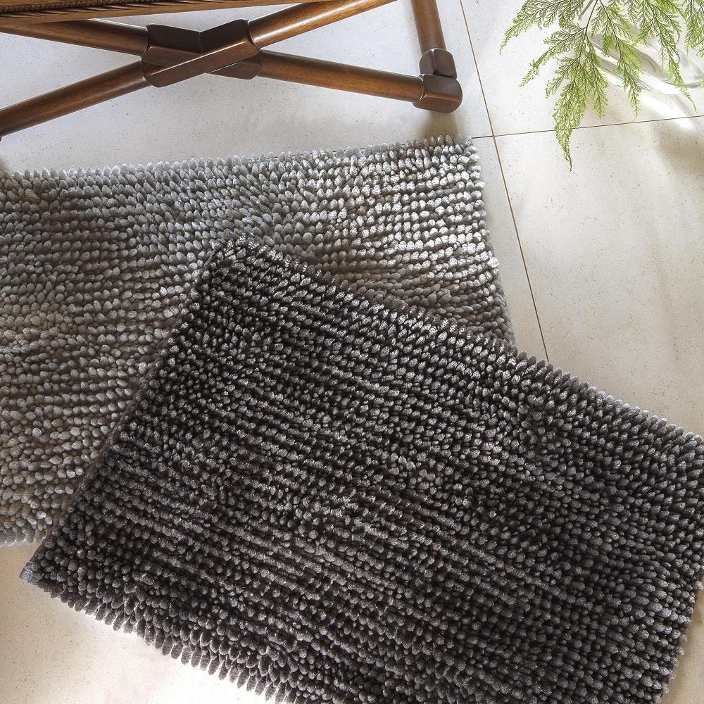 Tapete Banheiro Kacyumara Pop Star 50x70cm Antiderrapante