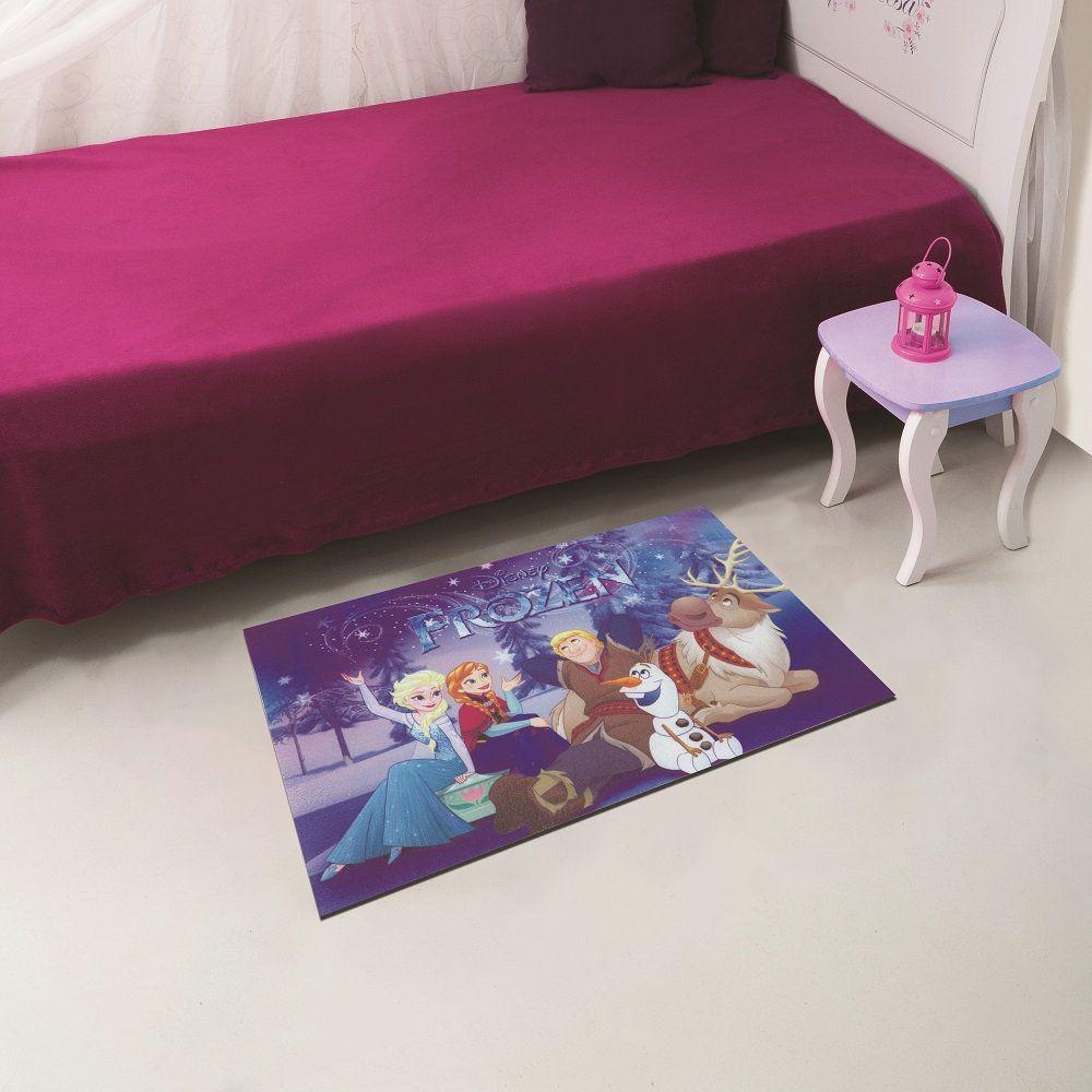 Tapete Infantil Jolitex Digital Frozen Encanto 0,40m X 0,60m