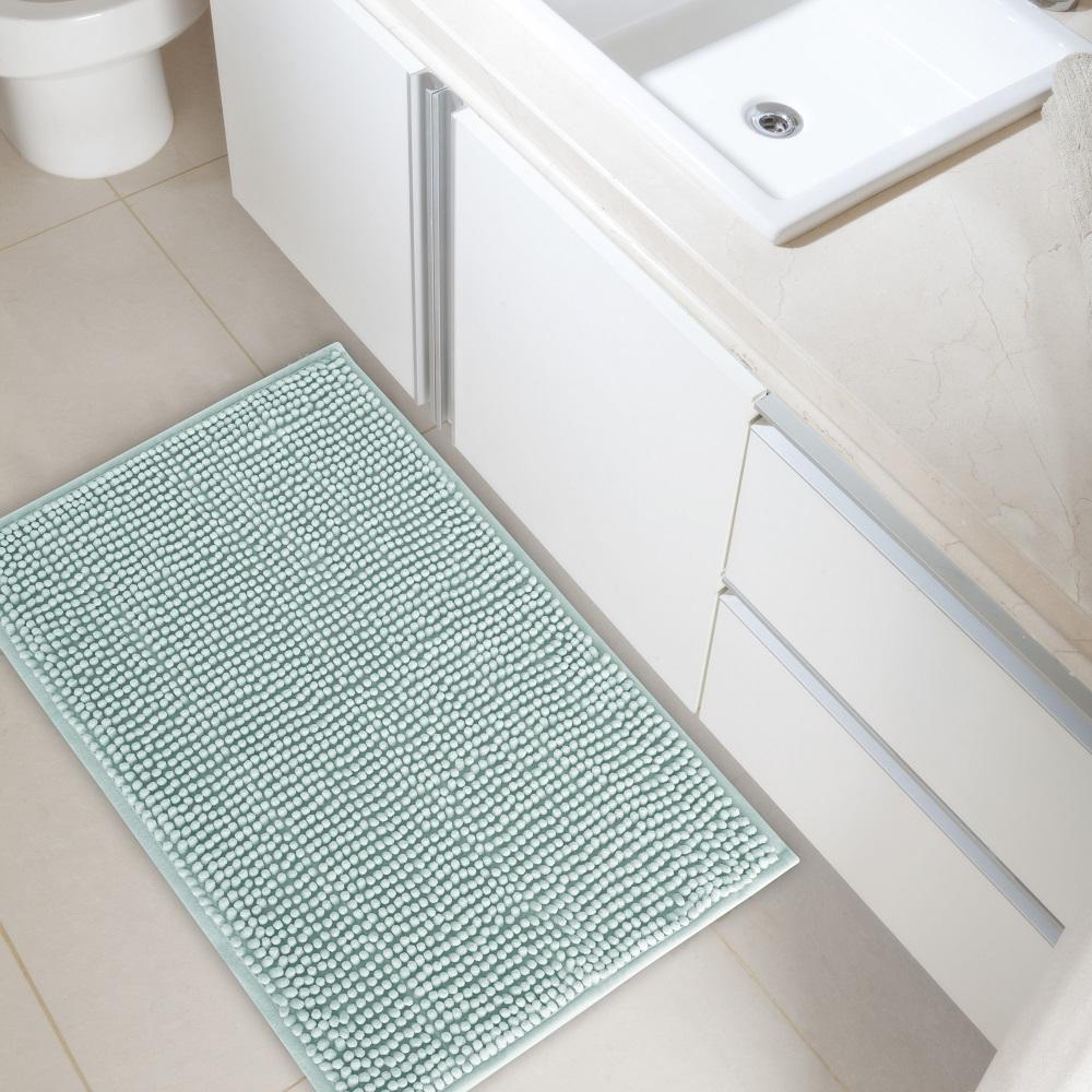 Tapete para Banheiro 50x70cm Corttex Dallas Antiderrapante