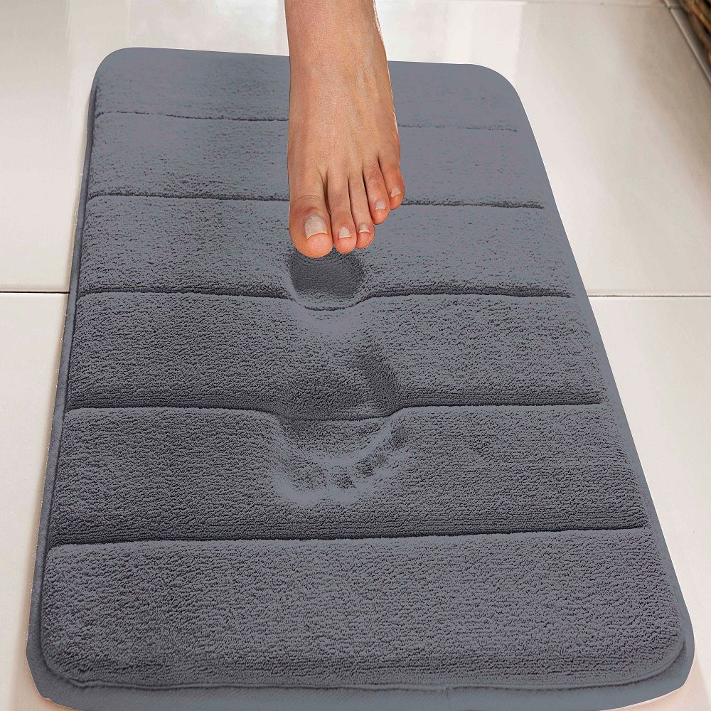 Tapete para Banheiro Antiderrapante Soft 0,40x0,60m Camesa