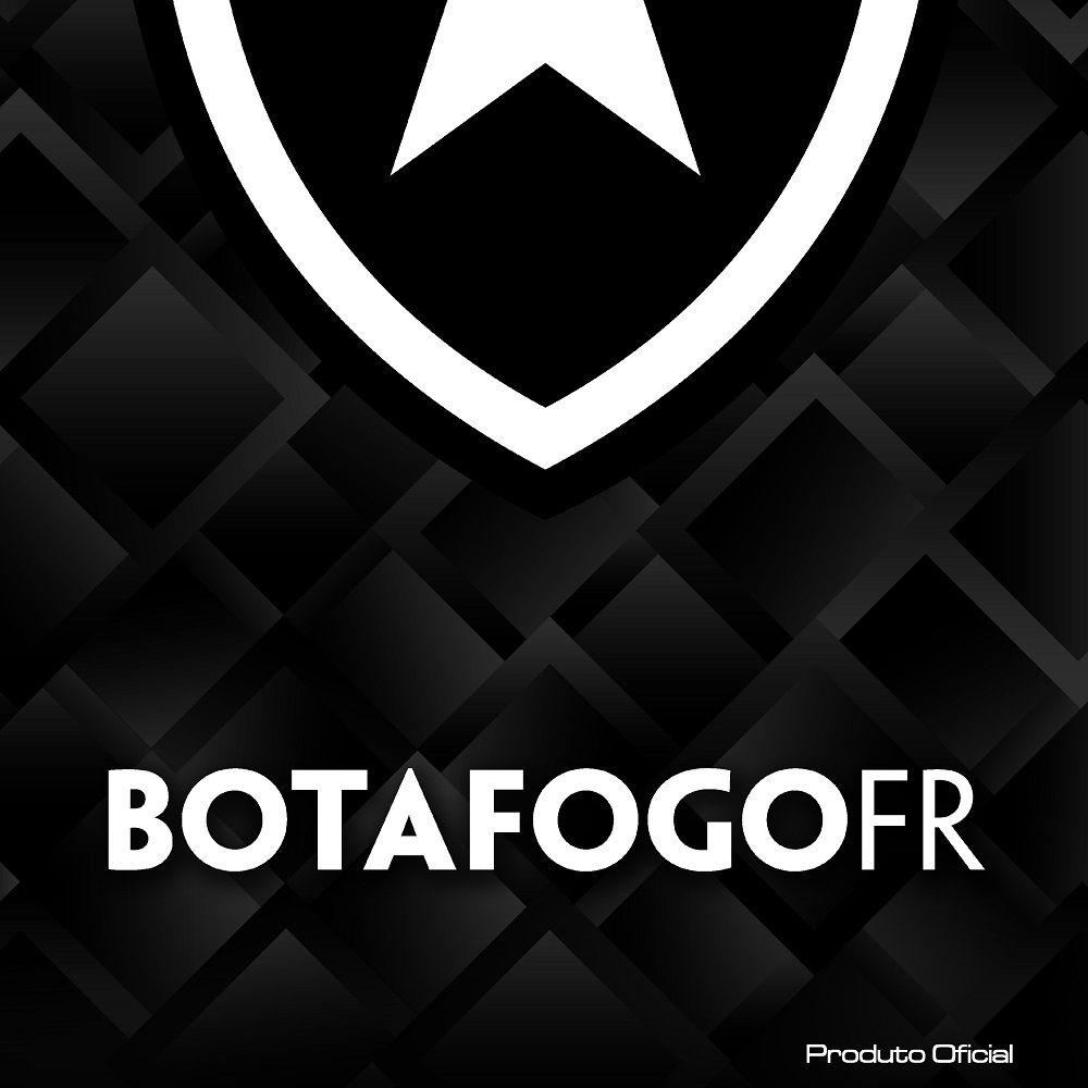 Toalha Banho E Praia Time Aveludada Botafogo Brasão Oficial