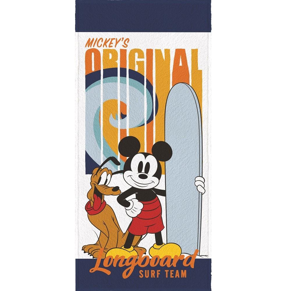 Toalha Banho Infantil Felpuda Mickey Lepper Oficial #4