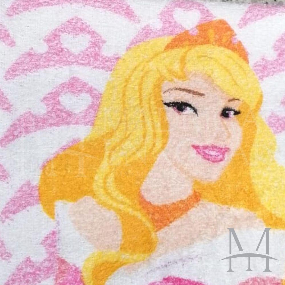 Toalha Banho Infantil Lepper Felpuda Princesa Aurora Oficial