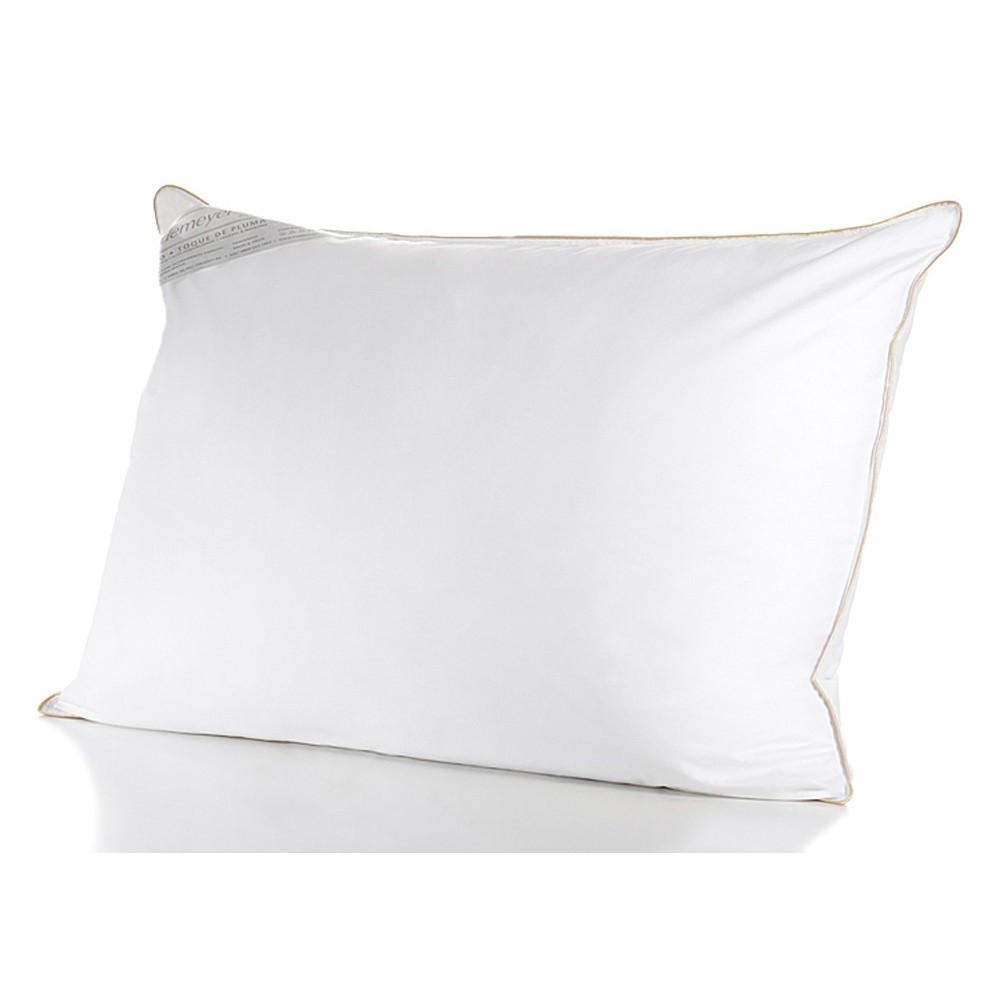 Travesseiro Buddemeyer Toque de Pluma 100% Algodão 233 Fios 50x70cm