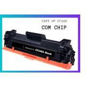 CART. TONER COMPATÍVEL HP 248 A 1K (COM CHIP) Para HP M15A, M15W, M28A, M28W