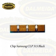 CHIP SAMSUNG CLP 315/ BLACK