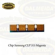 CHIP SAMSUNG CLP 315/ MAGENTA