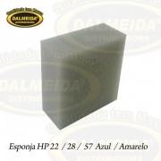 ESPONJA HP 22/28/57 AZUL - AMARELO