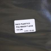 SACO PLASTICO POLYBAGS P LEVE