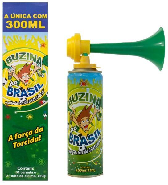 BUZINA BRASIL 300 ML