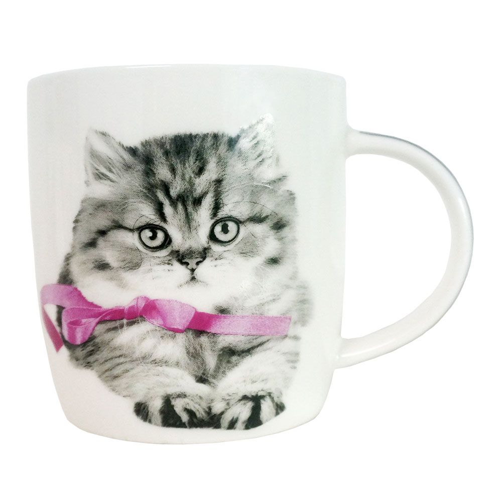 CANECA PORCELANA LOVE CATS 320 ML