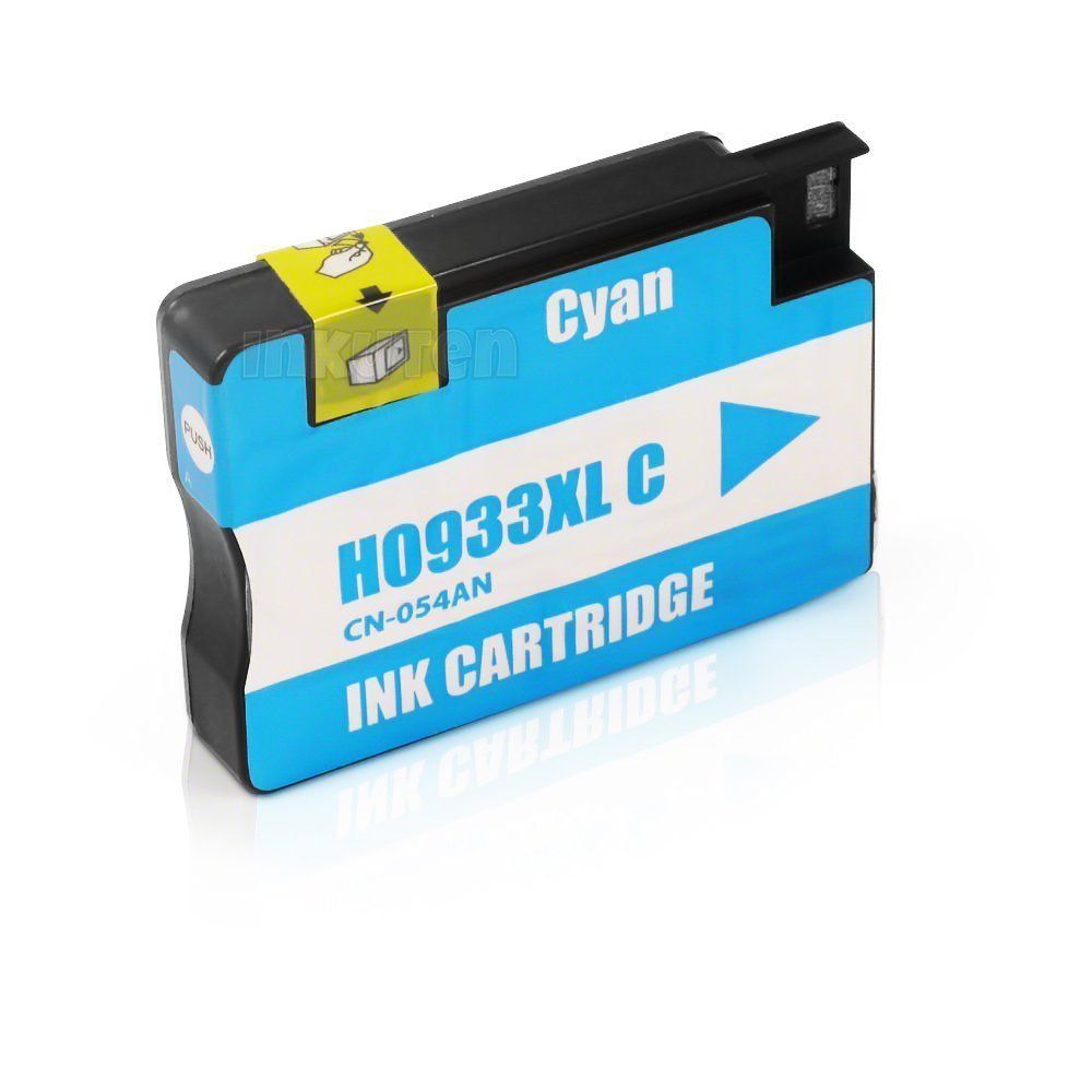 Cartucho HP 933XL CYan  para Officejet 7610 7110 Compativel