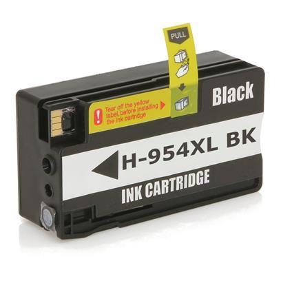 CART. TINTA HP 954 XL BK COMPATIVEL