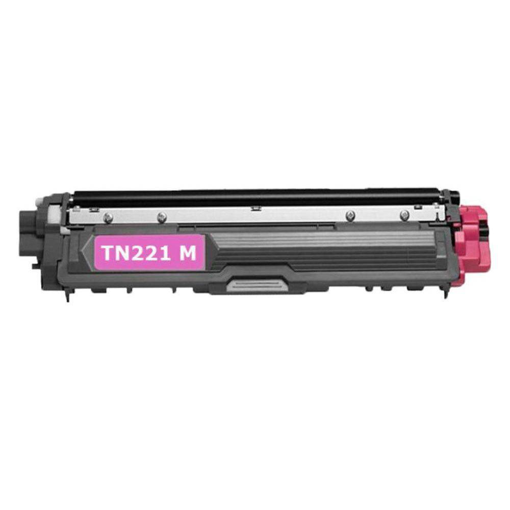 TONER BROTHER TN-221M TN221 Magenta | HL3140 HL3170 MFC9130 MFC9330 | COMPATIVEL 1.4k