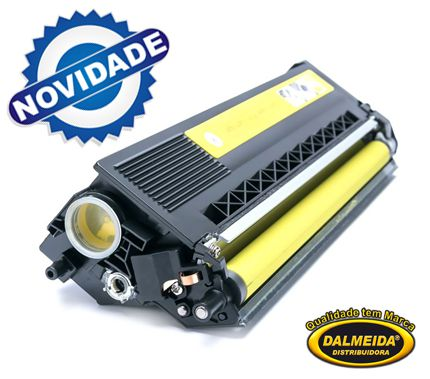 TONER BROTHER TN310 TN315 TN320 TN340 TN370  HL-4150 YELLOW COMPATÍVEL   | HL4140 HL4150 HL4570 MFC9970 MFC9460 / TN315 TN315YE | HL4140 HL4150 HL4570 MFC