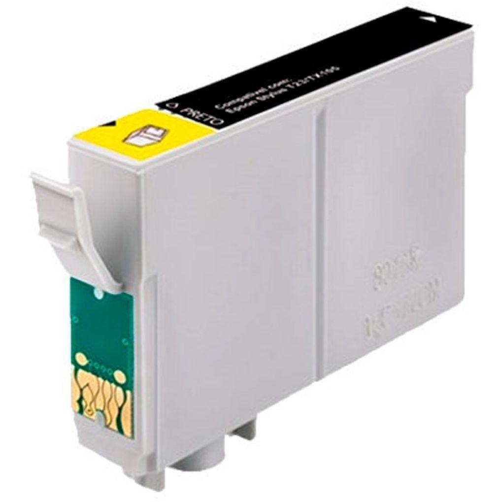 EPSON PRETO COMPATÍVEL TO135 T1351 TX125 TX123 T25  1351