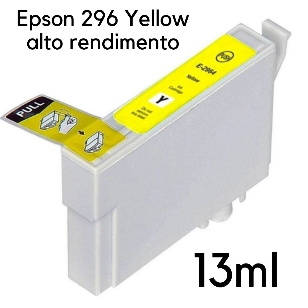 CARTUCHO EPSON YELLOW TO296  XP-231 / XP-241 / XP-431 / XP-441