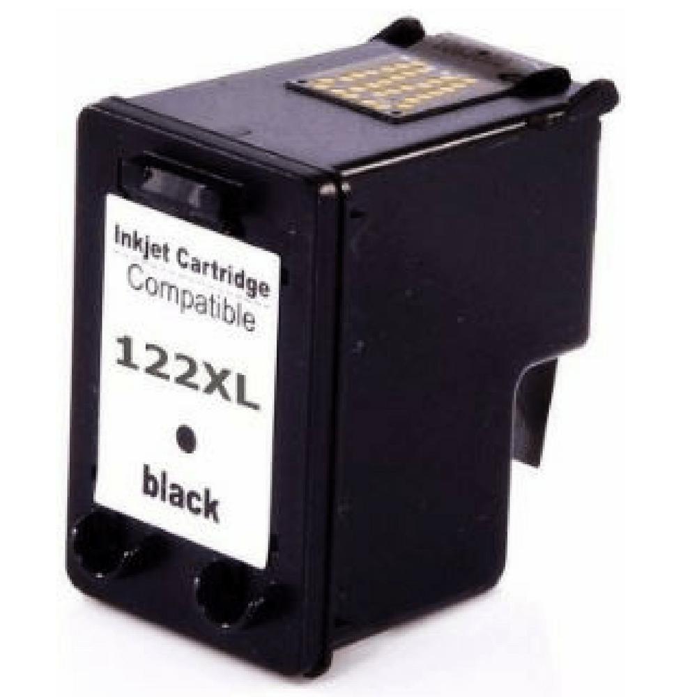 Cartucho HP 122XL 122 CH564HB Preto  11ml COMPATÍVEL