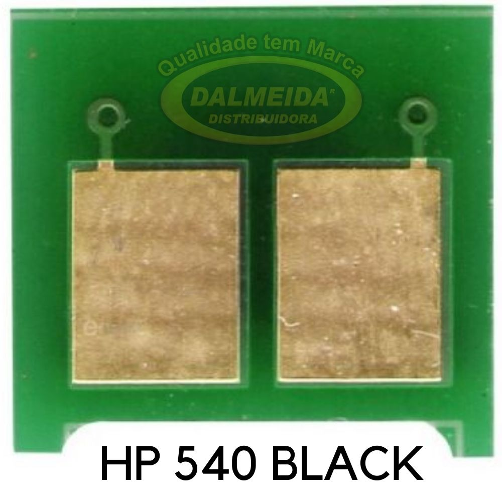 CHIP HP 410/530/310/210/540 BLACK