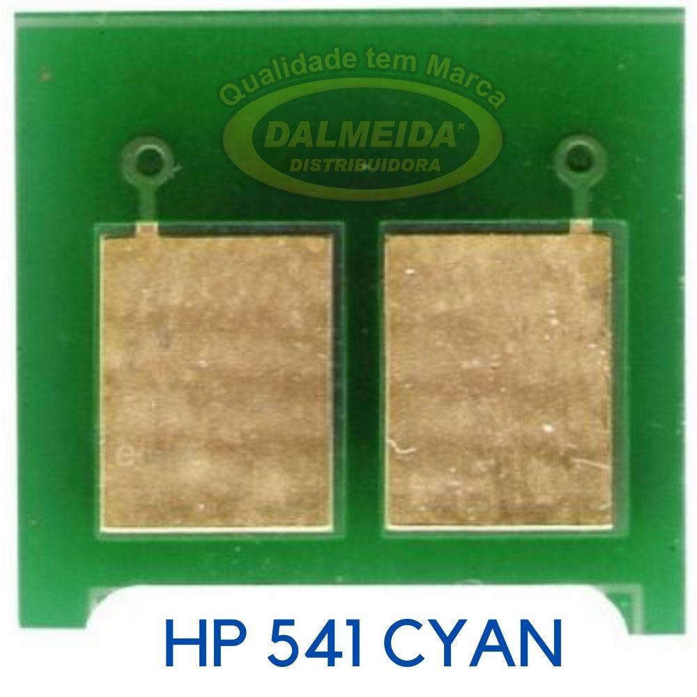 CHIP HP 411/531/311/211/321/541 CYAN
