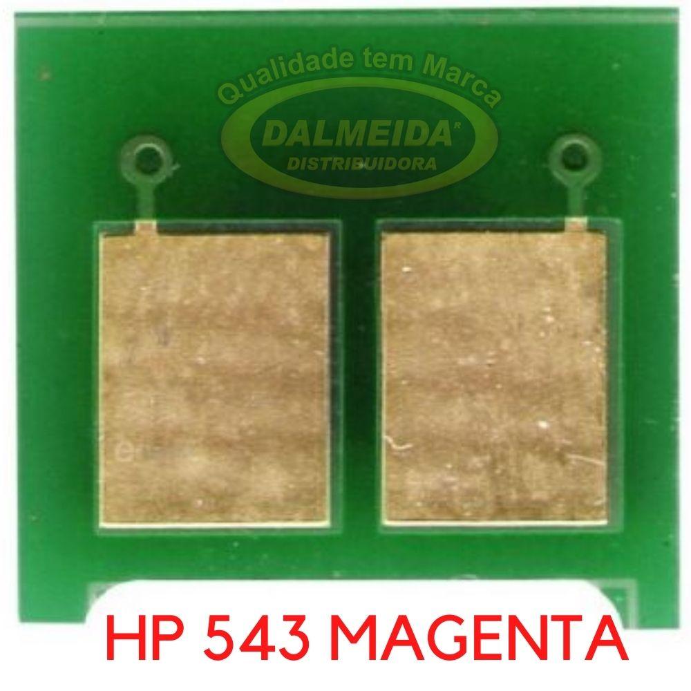 CHIP HP  413/533/313/213/323/543 MAGENTA